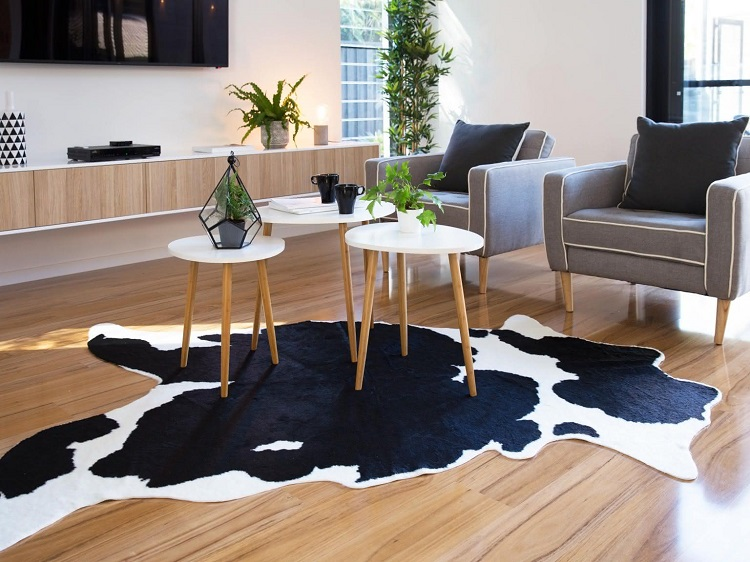 Beautiful & Versatile Cowhide Rugs