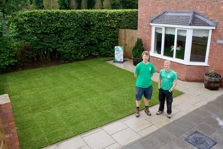 Contact a Quality Turf Supplier to Get What You Need Today