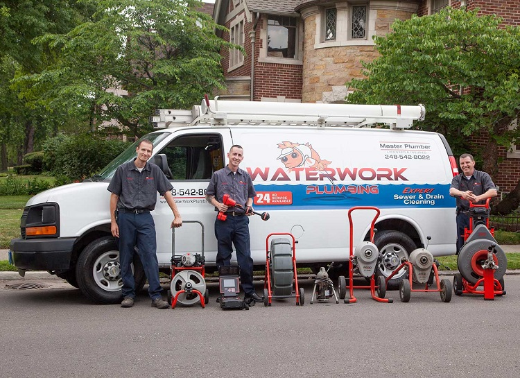Get Help From Qualified Plumbing Experts