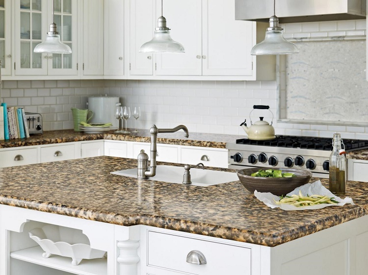 3 Ideas to transform your kitchen counter (without replacing it!)