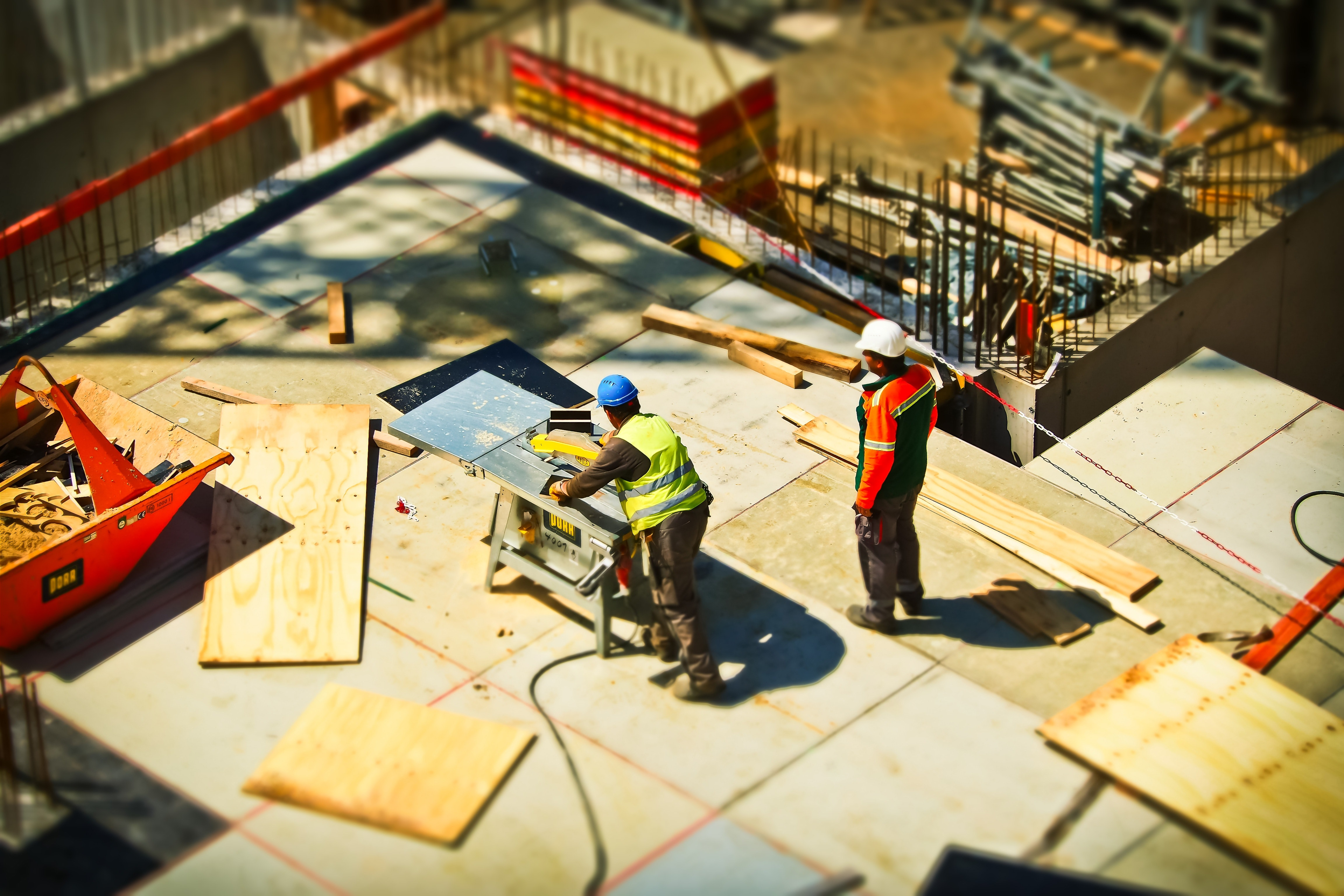 What is construction project management